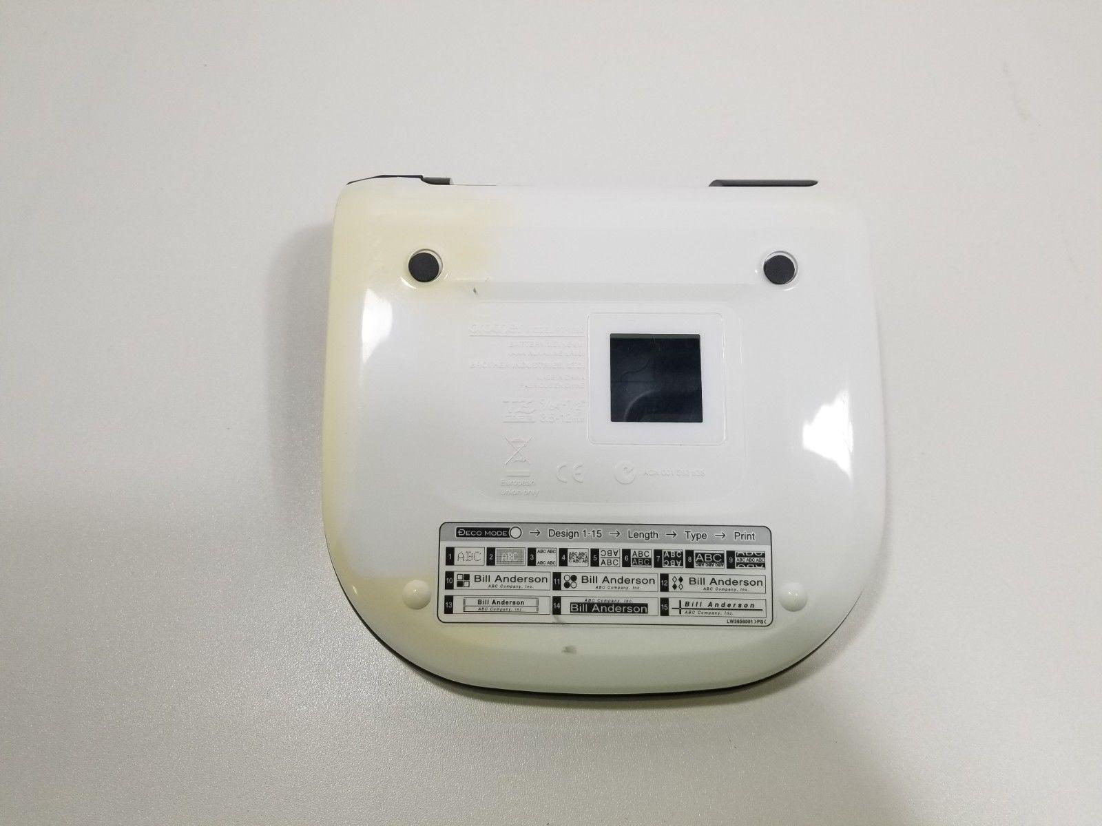 Brother PT-1290 Label Thermal Printer image 3