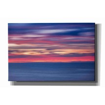 """One Minute Sunrise By Darren White Giclee Canvas Wall Art, 18"""" .. - $82.99"""