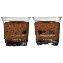 Trader Joe's Dark Chocolate Covered Espresso Beans (2 pack) - $23.15