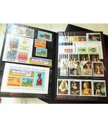 Vintage Old World Stamp Albums (2) Transportation Animals Nudes Politica... - $188.49