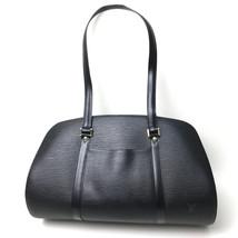 AUTHENTIC LOUIS VUITTON Epi Solferino 45 Duffle Bag Shoulder Bag Epi Lea... - $380.00