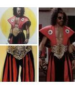 The Last Dragon Sho Nuff Costume, Sho'nuff Costume Sho'nuff Outfit for M... - $89.00