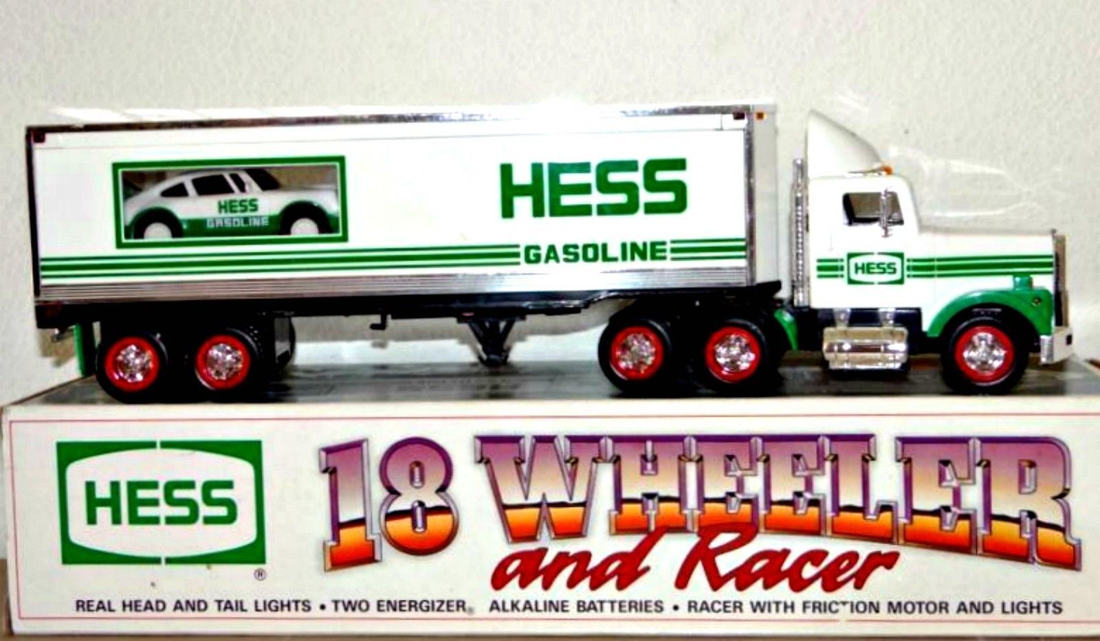 1992 Hess Truck Collectible New Unopened Mint Original Packaging