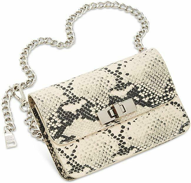 Primary image for Steve Madden BBobby Snake Belt Bag