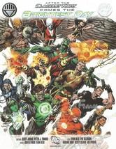 David Finch SIGNED Art Card Green Lantern JLA Flash Deadman Hawkman Fire... - $7.91