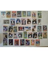 BO JACKSON LOT BASEBALL/FOOTBALL CARDS INCLUDES TOPPS 50T, TOPPS #170 SCORE 697 - $198.00