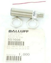 NEW BALLUFF BLE-18M-PS-1P-E5-C-S4 RECEIVER 551666, BLE18MPS1PE5CS4, 10-30VDC