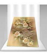 """Floral Multicolor """"Wedding Congratulations"""" Vintage Greeting Cards - $6.30"""