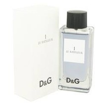 Le Bateleur 1 Cologne By Dolce & Gabbana 3.3 oz Eau De Toilette Spray Fo... - $66.82