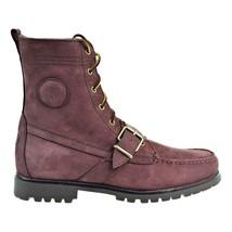 Polo Ralph Lauren Men's Ranger Boots Port Nubuck 812570443-001 - $159.95