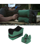 Rifle Gun Stand Hunting Front & RearSupport Bag Hunting Rifle Gun Range ... - $15.89