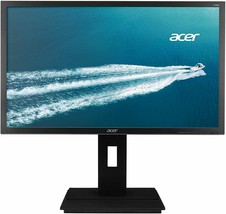 "Acer B246HYL 23.8"" LED-Lit Monitor w/ IPS, 1080p, 250Nit, 60Hz, 2 Speakers, 5ms - $162.99"
