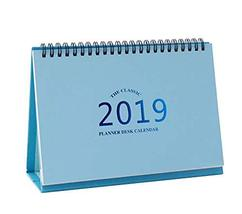 2019 Calendar Desktop Calendar Cute Desk Calendar Memo Plan Notebook [A-10] - £13.48 GBP
