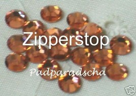 72 Swarovski Crystal Rhinestones  ~ 30ss ~ Padparadscha - $13.37