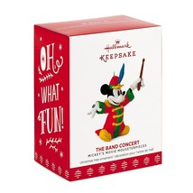 Mickey's Movie Mouseterpieces The Band Concert 2017 Hallmark Ornament  M... - $18.80