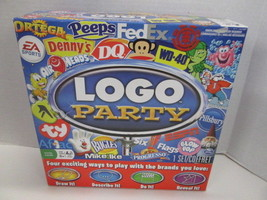 Spin Master Logo Party game - $9.85