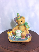 Cherished Teddies You're The Frosting On The Birthday C - $32.62