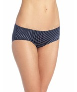 Maidenform Women'S Comfort Devotion Hipster Panty, Navy/White Dot, Medium/6 - $14.88