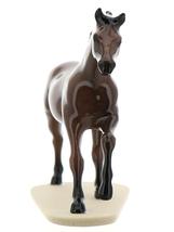 "Hagen-Renaker Miniature Ceramic Horse Figurine Thoroughbred ""Seabiscuit"" image 12"