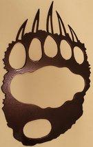 Bear Track Metal Wall Art Copper Vein Finish - $22.50+