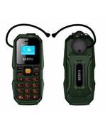 servo s07 green bluetooth dialer dual sim low radiation call reminder mi... - $48.99