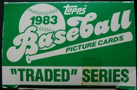 1983 Topps Traded Team Set Baseball Cards You U Pick From List - $1.75+