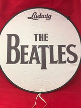 The Beatles Rock Band Foot Bass Kick Drum Shade Cover PS3 Xbox 360 Wii - $14.80