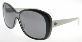 Lacoste White / Gray Sunglasses L610S 035 - $68.31
