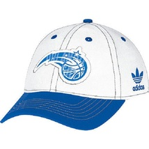 Adidas Women's Basic Slouch White Adjustable Hat Cap ORALNDO MAGIC - $15.00