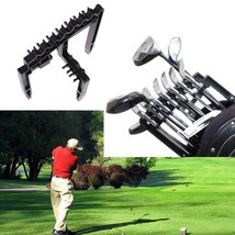 Golf 9 Iron Club Holder Goft Rod Rack Fit  for Any Size of Golf Clubs Go... - $299,88 MXN