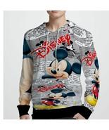 Mickey Mouse Disney   MENS HOODIE - $40.99+