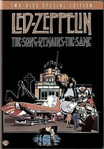 Led-Zeppllin: The Song Remains The Same DVD 2 Disc Special Edition ( Ex ... - $9.80