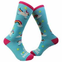 Women'S Fcking Magical Socks Funny Magical Rainbows And Unicorns Footwear.. - $19.99
