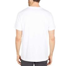 Men's Psycho Bunny Shirt Freeport Graphic Tee Striped Logo White T-shirt image 6