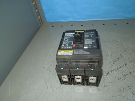 Square D PowerPact HG150 HGL36000S15LUYE 150A 3P 600V Molded Case Switch Used - $400.00