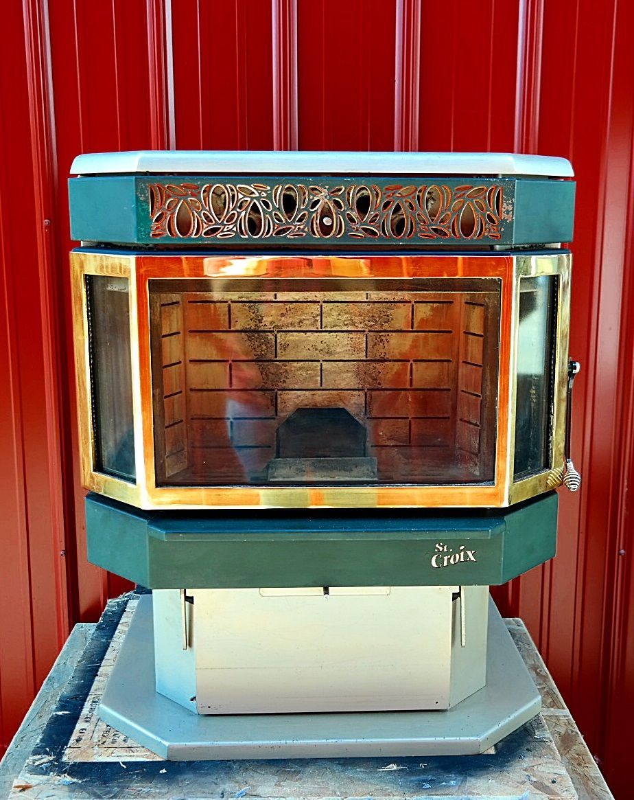 Used Pellet Stoves For Sale >> St Croix Afton Bay Pellet Stove 40 000 Btu And Similar Items