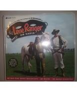 Radio Spirits Lone Ranger on Radio - 60 Old Time Broadcasts on 20 Cassettes - $19.79