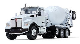 First Gear 1/34 Scale Diecast Collectible White Kenworth T880S with McNe... - $143.51