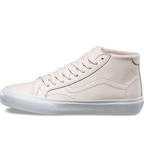 VANS Court Mid DX (Leather) Delicacy Pink Skate Shoes UltraCush WOMEN'S 7 image 3