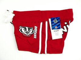 Wisconsin Badgers Shorts March Madness Junior Women's College Classics Short