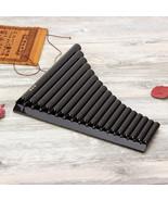 HQ Woodwind Pan Flute Professional Beginner Student 18 Maple Plastic Pip... - $30.37