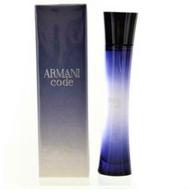 Armani Code by Giorgio Armani for Women 1.7 oz Eau de Parfum Spray  - $59.99