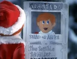 Santa Claus Is Coming to Town  Vhs image 1