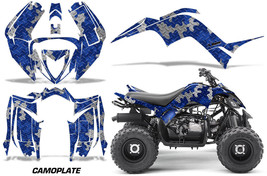 Graphics Kit Decal Sticker Wrap For Yamaha Raptor 90 YFM90 2016-2018 CAMOPLATE U - $128.65