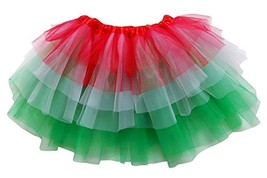 So Sydney Adult Plus Kids Size 6 Layer Fairy Tutu Skirt Halloween Costum... - $31.73