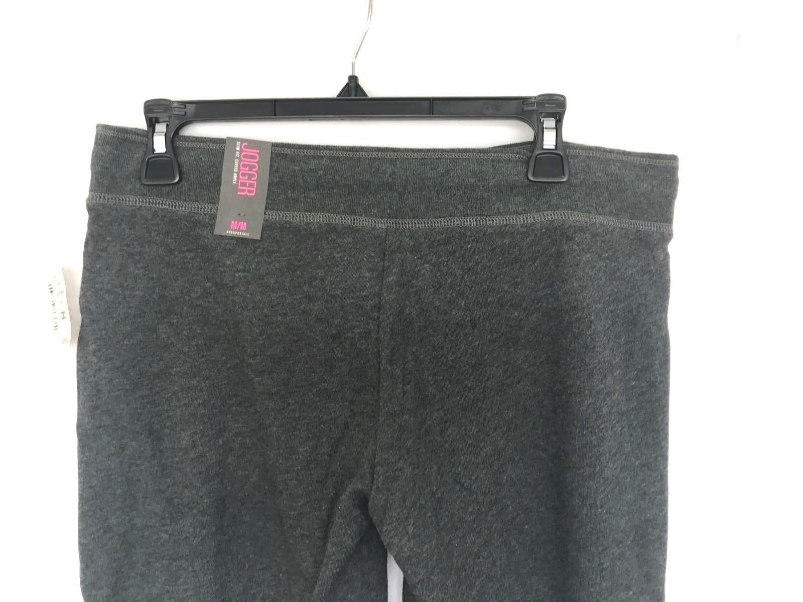 3205 Aeropostale Joggers Drawstring Sweatpants GRAY Small Medium Large XLarge