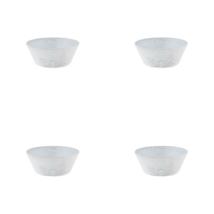Bordallo Pinheiro Rua Nova Cereal Bowl 16 Antique White - Set of 4 - $100.00