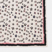 Coach Skystars Oversized Square Scarf Wrap $195 - €89,98 EUR