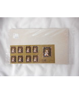 Chacon Madonna and Child Booklet of 20 U S Stamps Original Package - $10.64