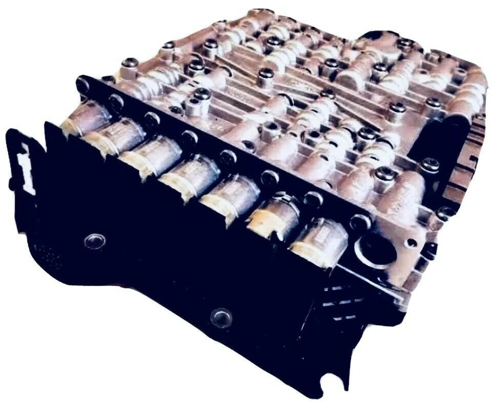 6R60 COMPLETE VALVE BODY WITH SOLENOIDS 06UP FORD EXPLORER SPORTRAC MERCURY
